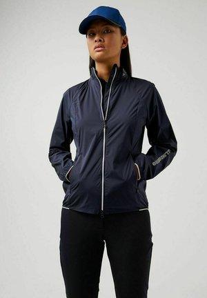 HAZEL - Training jacket - jl navy