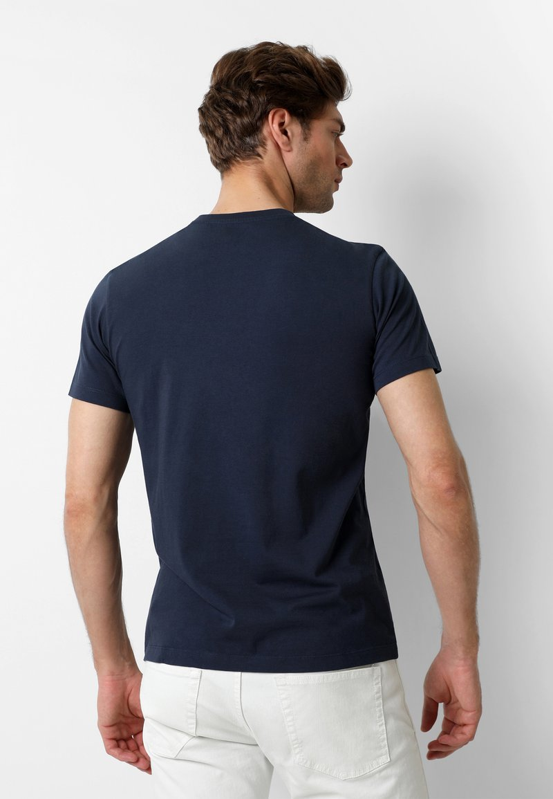 Scalpers T-Shirt basic - navy/dunkelblau XzzlZa