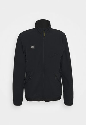 CROSS OVER - Soft shell jacket - black