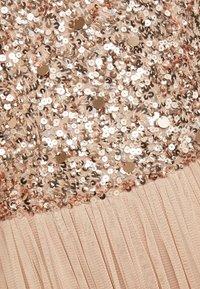 Lace & Beads - PICASSO MAXI - Galajurk - mocha - 6