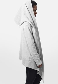 Urban Classics - veste en sweat zippée - grey - 2