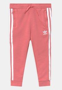 adidas Originals - CREW SET UNISEX - Tuta - hazy rose/white - 2