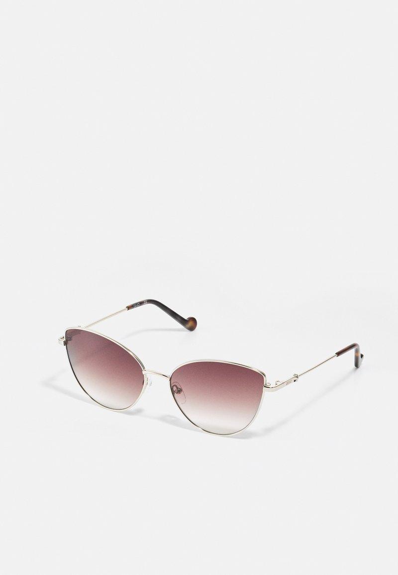 LIU JO - Sunglasses - gold-coloured shiny