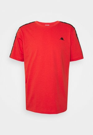 JANNO - Print T-shirt - aurora red