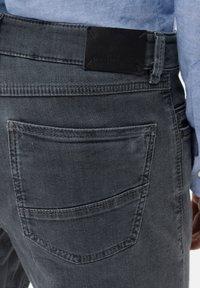 BRAX - STYLE LUKE - Jeans Straight Leg - gray - 3