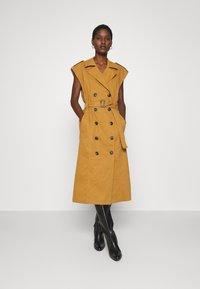 Gestuz - BANI DRESS - Shirt dress - rubber - 0