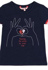 Boboli - T-shirt print - navy - 3