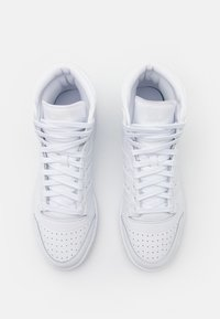 adidas Originals - TOP TEN - Baskets montantes - footwear white/clear white - 3