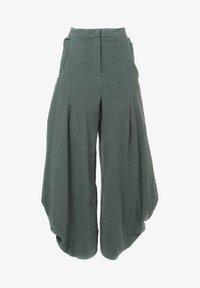 Madam-T - Pantalon classique - grün - 6