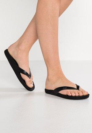 CUSHION BOUNCE COURT - T-bar sandals - black