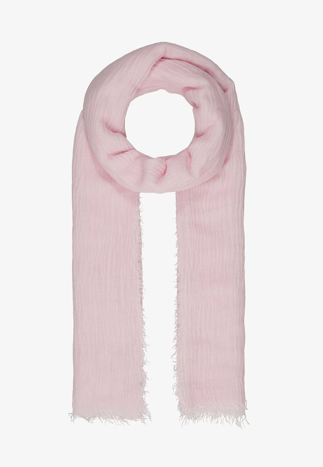 BLEND SOLID SIGNAT - Scarf - country club pink