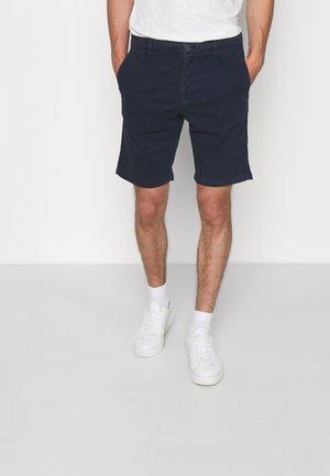 CROWN - Shorts - navy blue