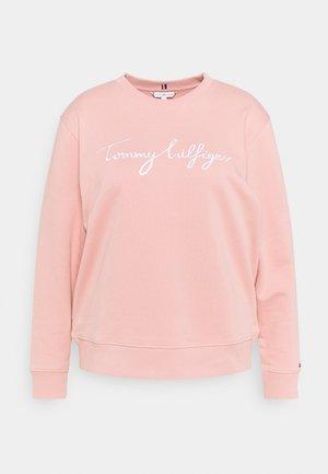 Mikina - soothing pink