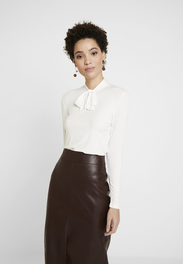 SLEEVE - Langarmshirt - off white