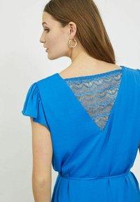 Vila - Day dress - nebulas blue - 4