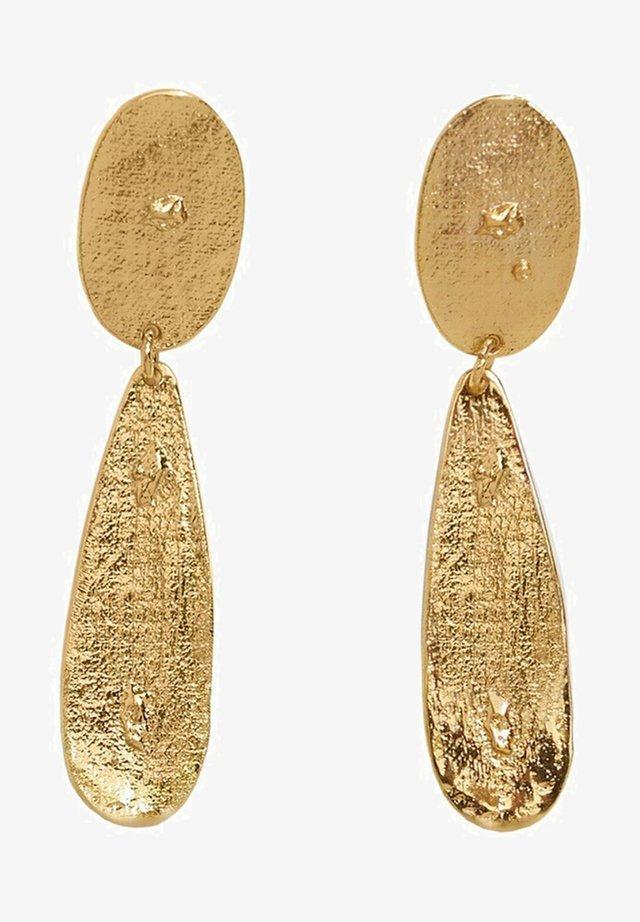 DAMARA - Oorbellen - goud