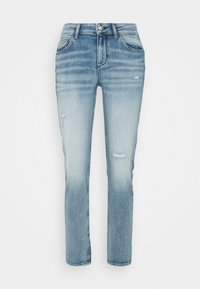 Liu Jo Jeans - UP MONROE - Slim fit jeans - blue why wash - 0