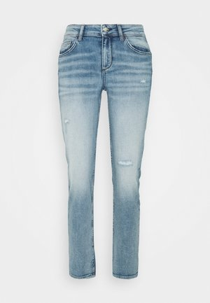 UP MONROE - Slim fit jeans - blue why wash