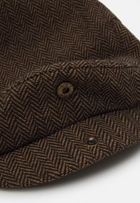 Brixton - SNAP CAP - Čepice - brown - 4