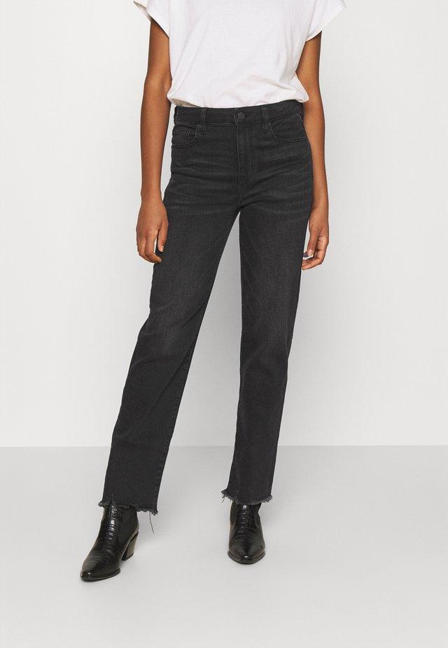 SLIM STRAIGHT - Jeans Slim Fit - black wash