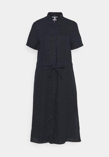 ABO DRESS - Košilové šaty - desert sky