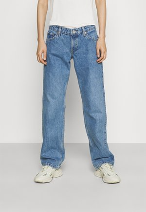 ARROW LOW - Straight leg jeans - belize blue