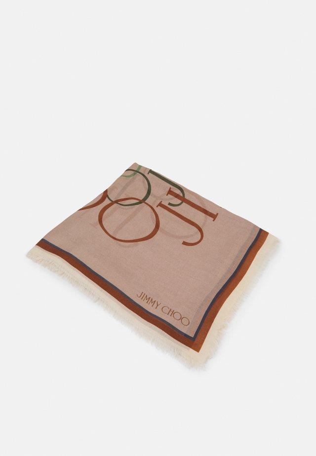 SCIALLE - Tørklæde / Halstørklæder - cammello