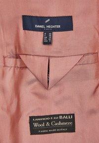 Daniel Hechter - MIT BINDEGüRTEL - Classic coat - mauve - 2