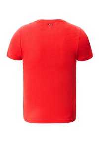 Napapijri - SOLI - Print T-shirt - bright red - 1