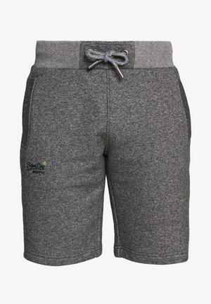 ORANGE LABEL CLASSIC SHORT - Shorts - mid grey texture