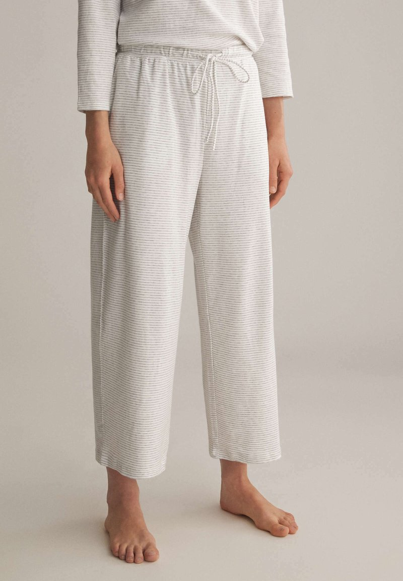 OYSHO - Pyjama bottoms - light grey