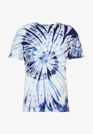 GIGGSEN - Print T-shirt - blue