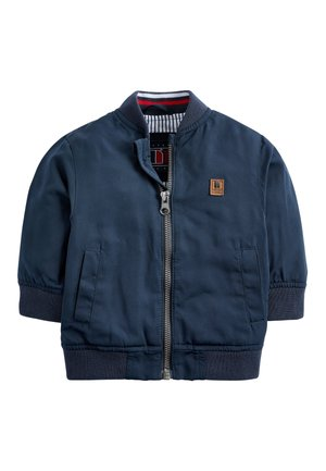 RED HARRINGTON JACKET (3MTHS-7YRS) - Bomberjacks - blue