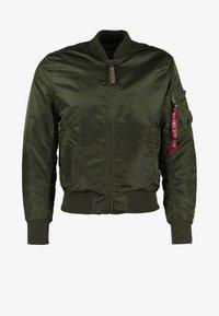 Alpha Industries - Bomber Jacket - dark green - 6
