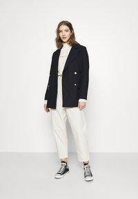 Pepe Jeans - LEYRE - Classic coat - dark ocean - 1