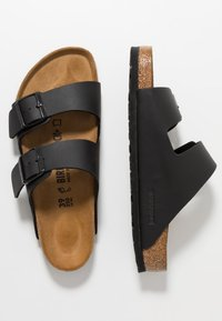 Birkenstock - ARIZONA - Klapki - black - 1