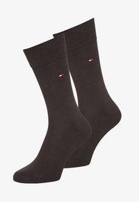 MEN SOCK CLASSIC 2 PACK - Socks - kensington brown