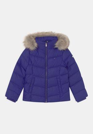 ESSENTIAL - Down jacket - court purple