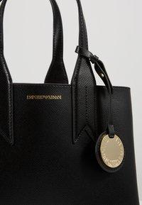 Emporio Armani - FRIDA SATCHEL  - Handbag - nero - 6