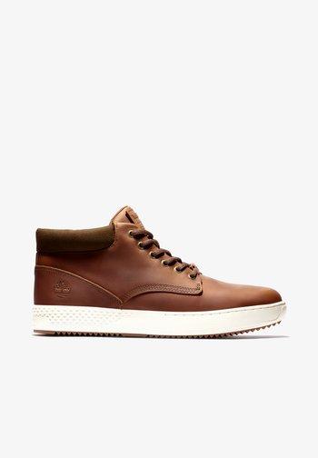 CITYROAM CHUKKA - High-top trainers - md brown full grain