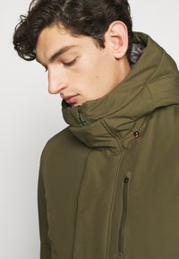 Save the duck - COPY - Winter jacket - thyme green - 4