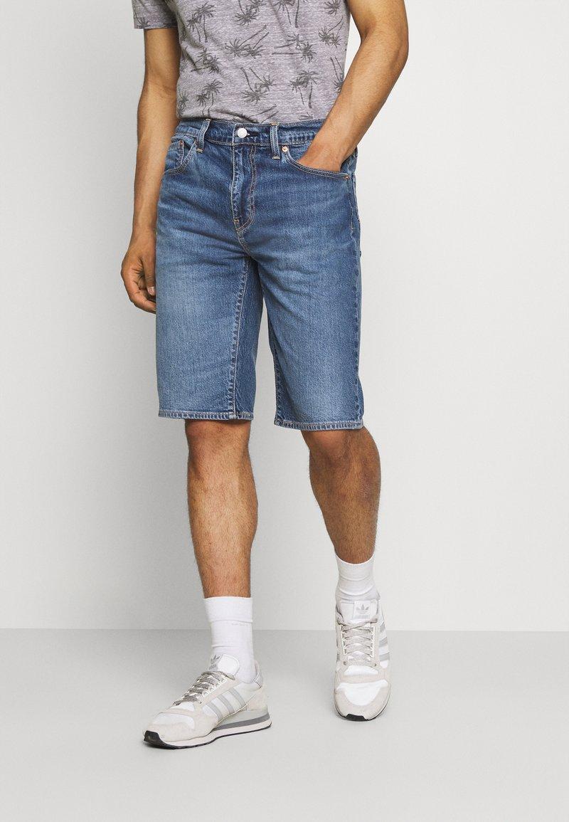 Levi's® - 405 STANDARD  - Denim shorts - punch line real calling short