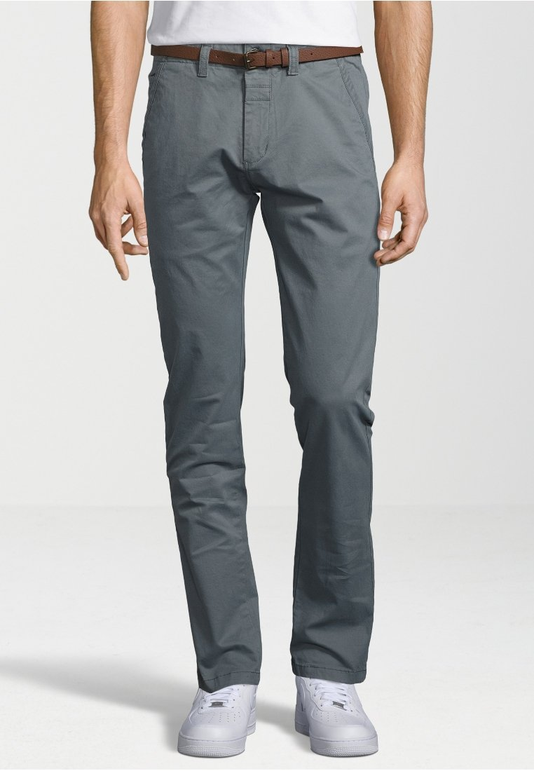 Dstrezzed - Chinos - mid grey