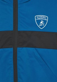 Automobili Lamborghini Kidswear - CONTRAST DETAIL JACKET - Light jacket - blue eleos - 2