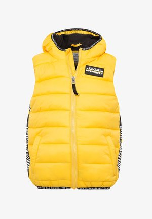 Bodywarmer - yellow