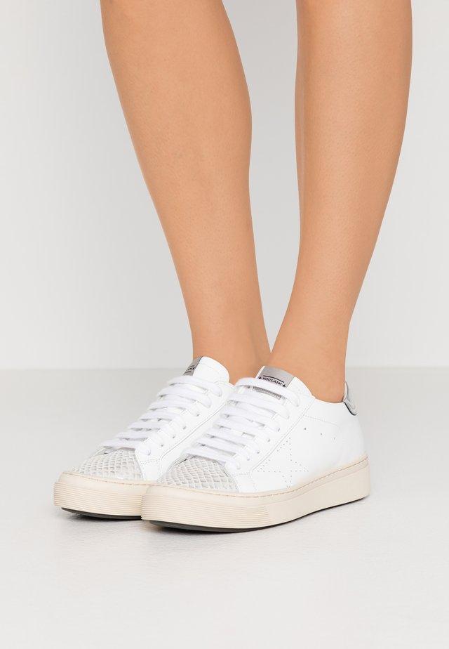 ANDREA  - Zapatillas - bianco/argento