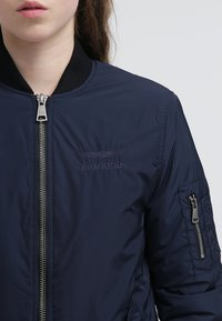 Bombers - ORIGINAL - Bomber Jacket - navy - 4