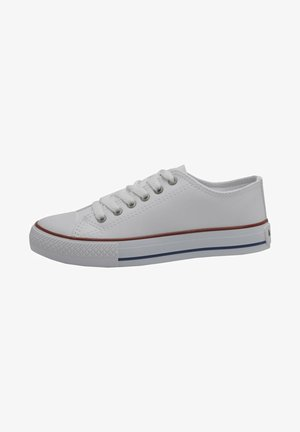 POOL BASE NESLY PR - Sneakers laag - white