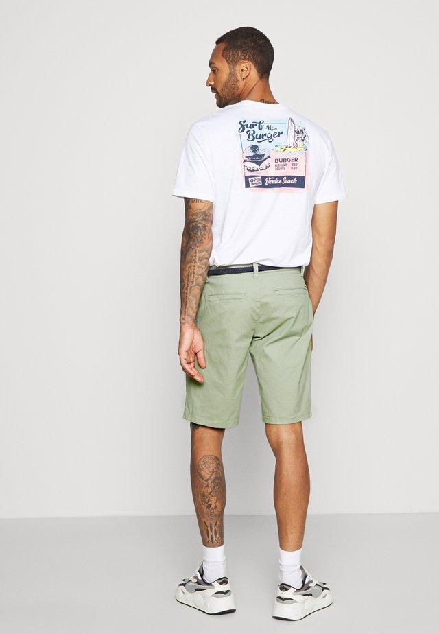ONSWILL CHINO  - Shorts - seagrass