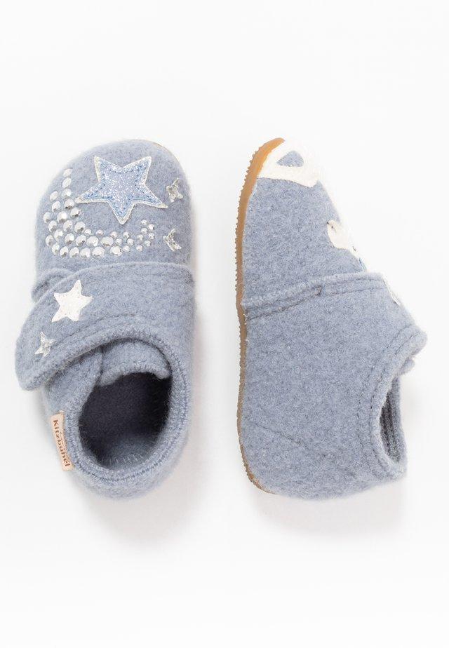 BABYKLETT EINHORN - Slippers - blue